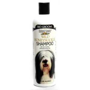 Шампунь BioGroom Wild Honeysuckle Shampoo дикая жимолость для собак 355мл