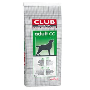 Корм сухой ROYAL CANIN CLUB ADULT CC для взрослых собак 20кг