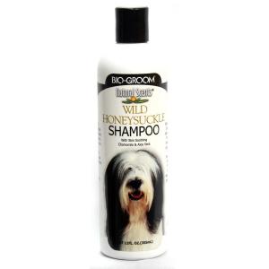 Шампунь BioGroom Wild Honeysuckle Shampoo дикая жимолость для собак 355мл