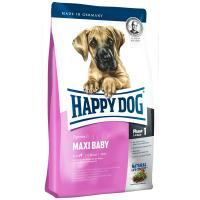 Корм сухой Happy Dog Maxi Baby GR 29 для щенков крупных пород с птицей 15кг
