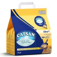 Наполнитель для кошек Catsan комкующийся 5л