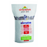 Корм сухой Almo nature Alternative для собак карликовых и мелких пород с ягненком и рисом